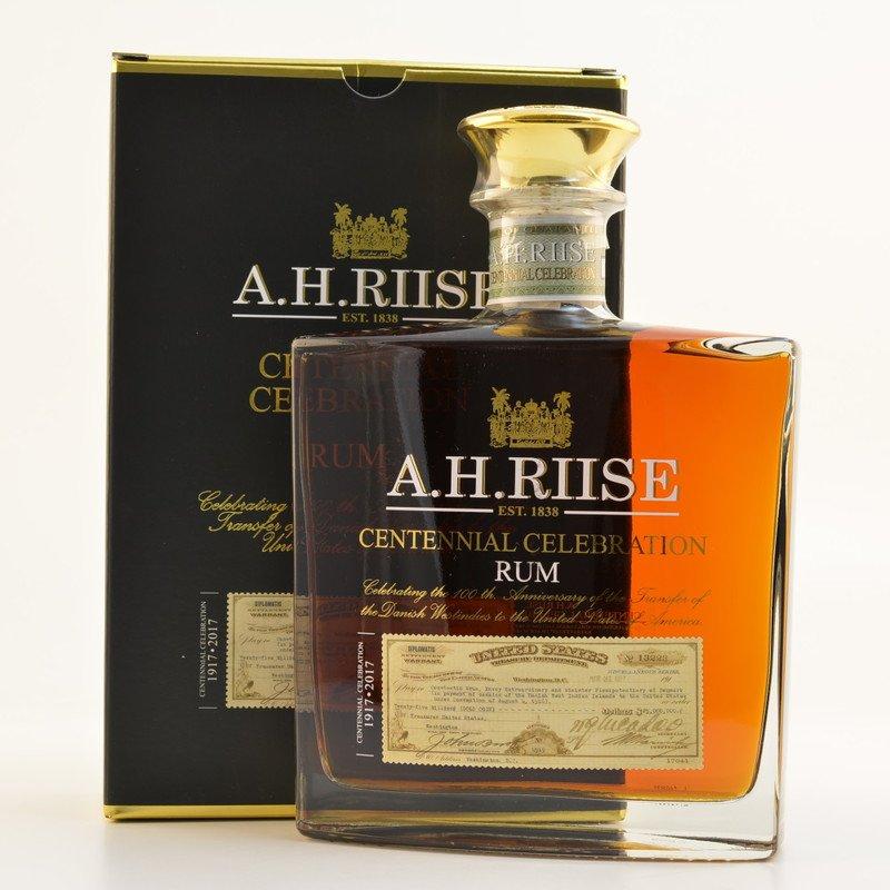 Rum A.H.Riise Centennial Celebration 21y 0,7l 45% L.E.