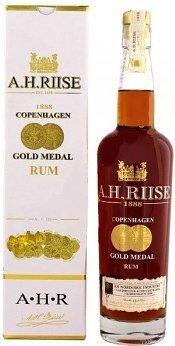 Rum A.H.Riise Gold Medal 1888 0,7l 40%