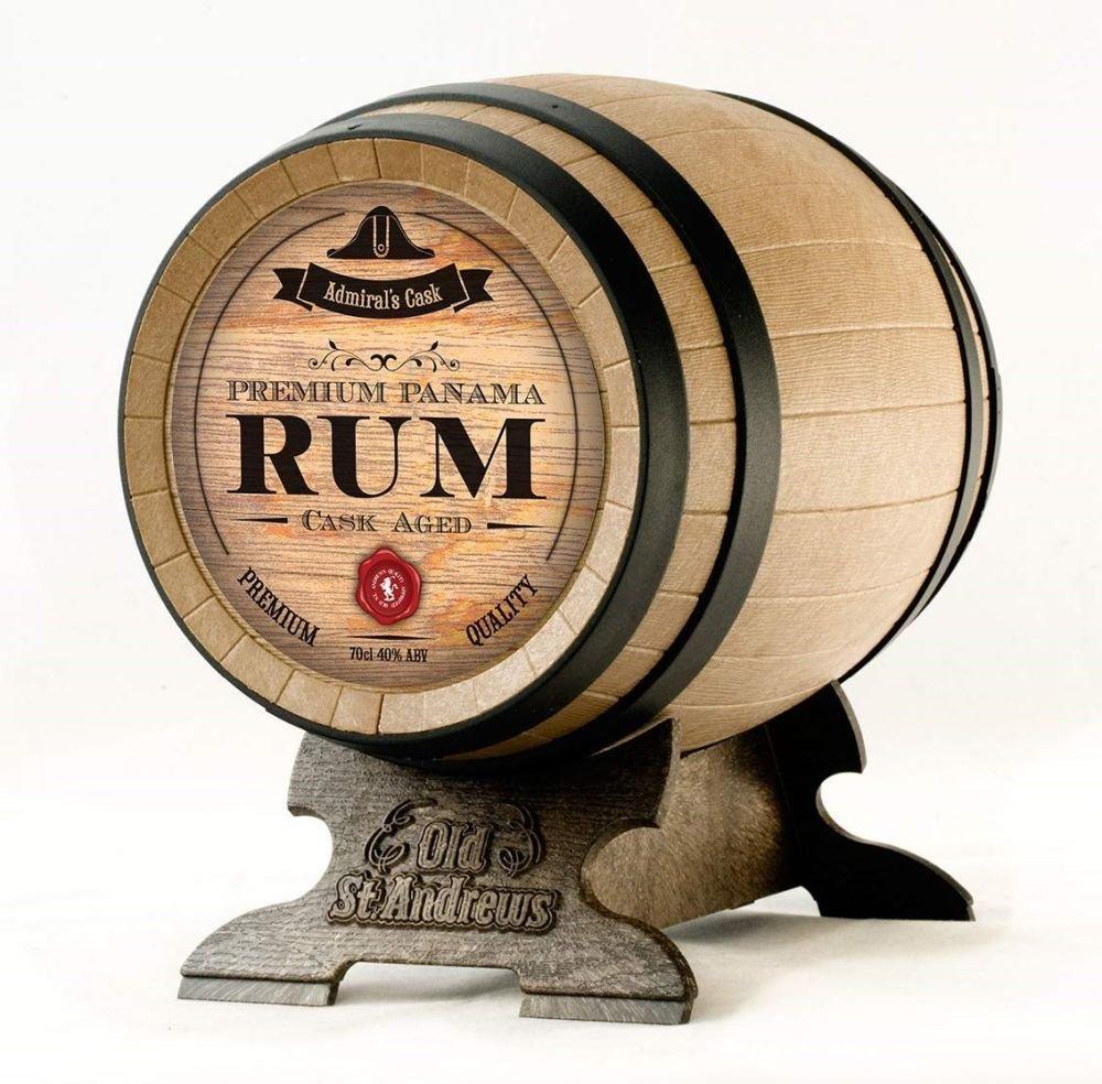 Rum Admiral's Rum Barrel 0,7l 40%