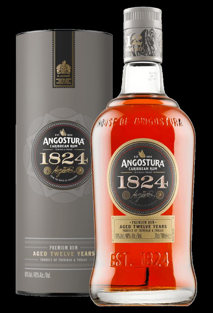 Rum Angostura 1824 12y 0,7l 40%