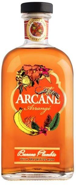 Rum Arcane Arrangé Banane Flambée 0,7l 40%