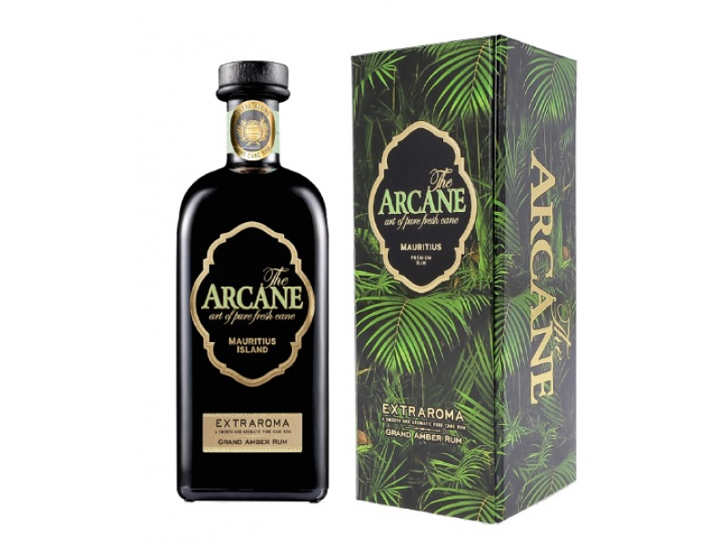 Rum Arcane Extraroma 12y 0,7l 40% GB