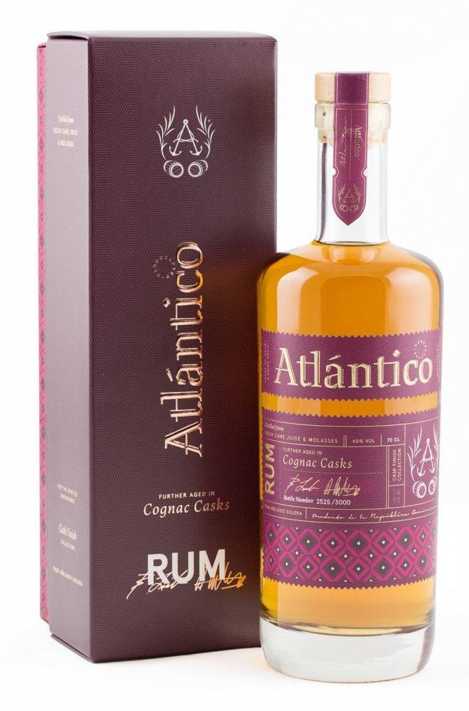 Rum Atlantico Cognac Casks 15y 0,7l 40%