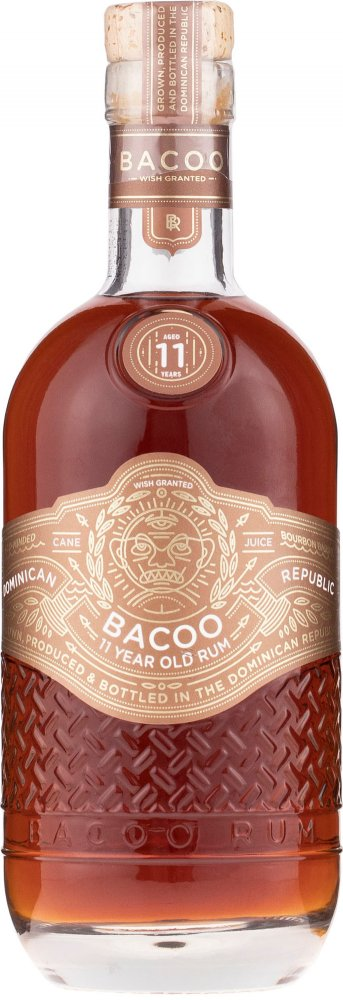 Rum Bacoo 11y 0,7l 40%