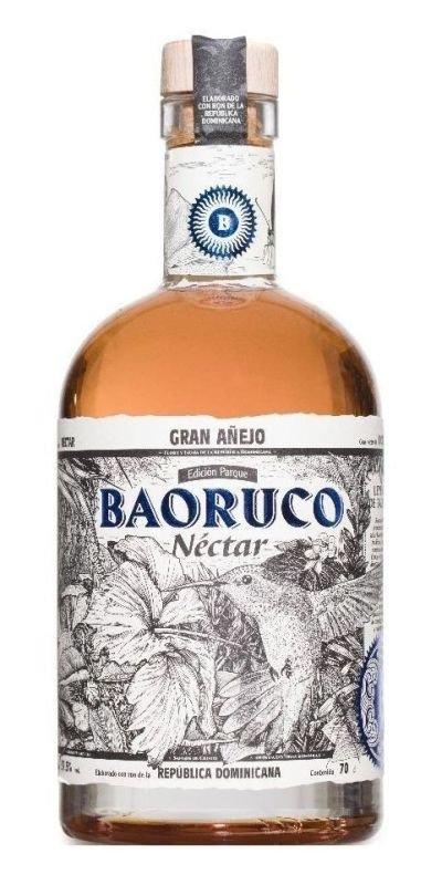 Rum Baoruco Parque Néctar 7y 0,7l 37,5%