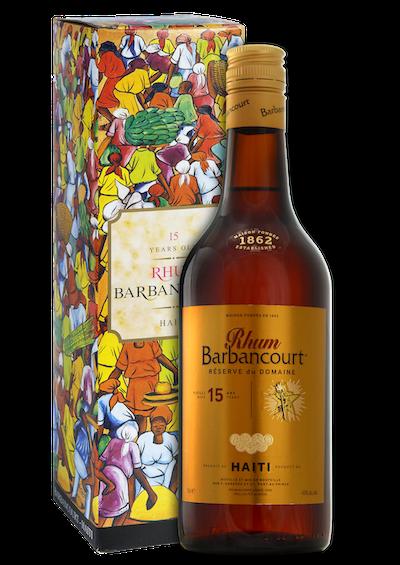 Rum Barbancourt GB 15y 0,7l 43%