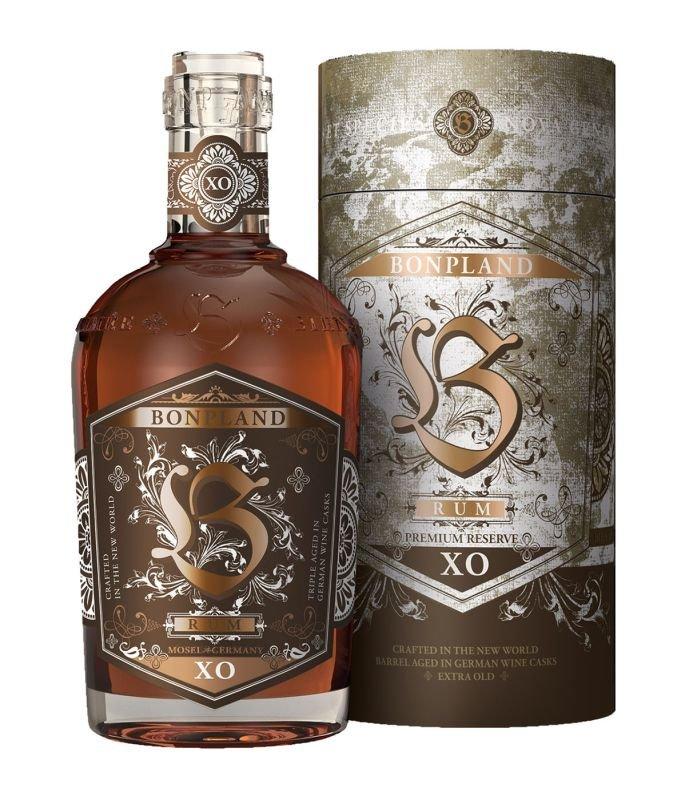 Rum Bonpland XO 0,5l 40% Tuba
