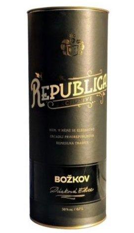 Rum Božkov Republica Exclusive 8y 0,7l 38% Tuba