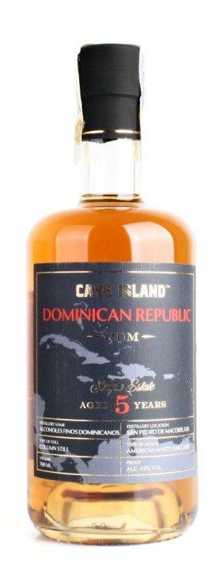 Rum Cane Island Dominican Rum 5y 0,7l 43%