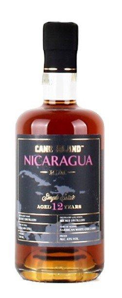 Rum Cane Island Nicaragua Rum 12y 0,7l 43%