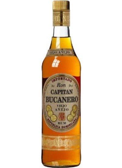 Rum Capitan Bucanero Aňejo 7y 0,7l 38%
