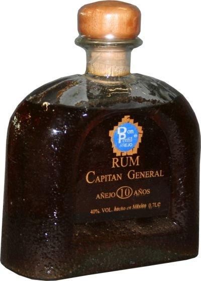 Rum Capitan General Anejo 10y 0,7l 40%