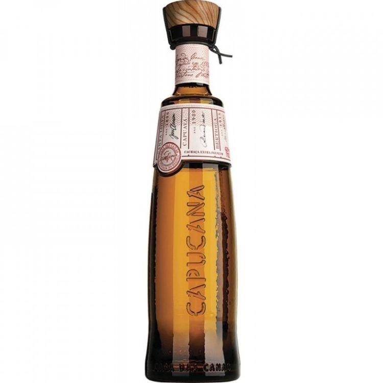 Rum Capucana Cachaca 0,7l 42%