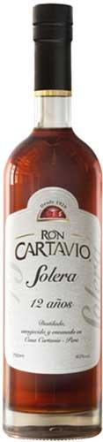 Rum Cartavio Solera 12y 0,7l 40%