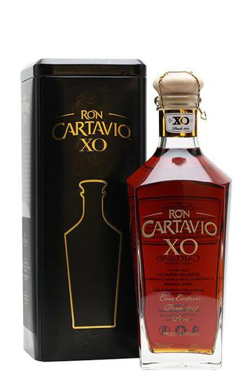 Rum Cartavio XO 18y 0,7l 40%