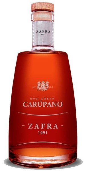 Rum Carupano Zafra 1991 0,7l 40%