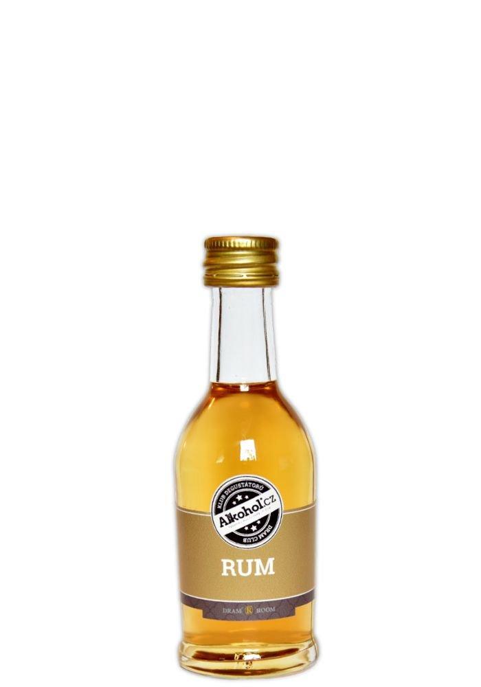Rum Centenario Fundacion 20y 0,04l 40%