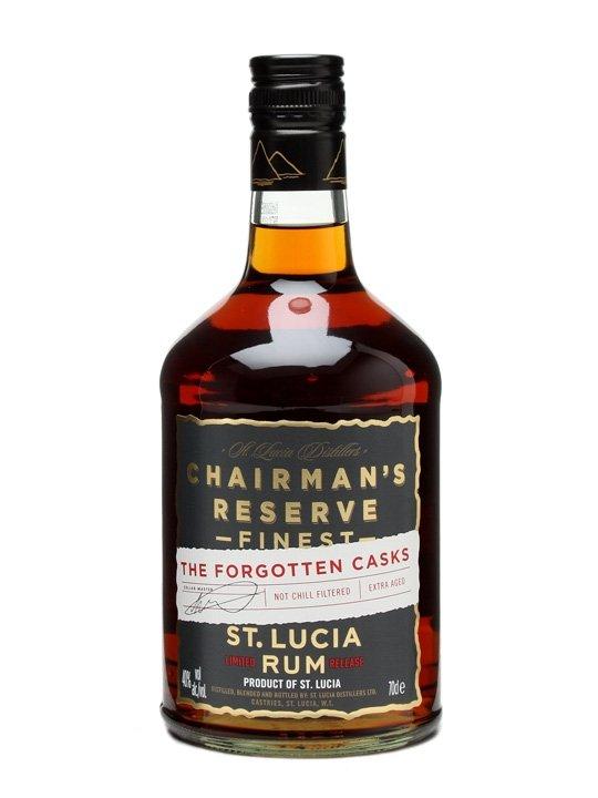 Rum Chairman's Reserve The Forgotten Casks Rum XO 0,7l 40%