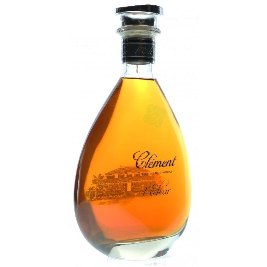 Rum Clement Vieux L'Elixir 6y 0,7l 42%