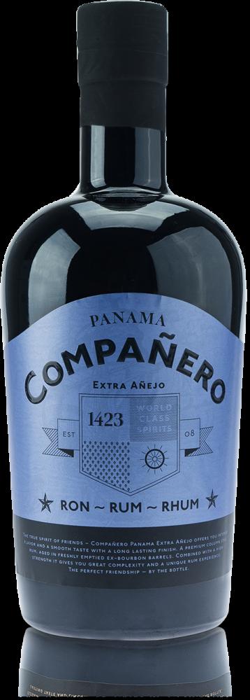 Rum Companero Extra Anejo 12y 0,7l 54%