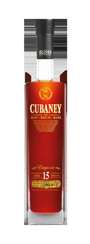 Rum Cubaney Estupendo 15y 0,7l 38%