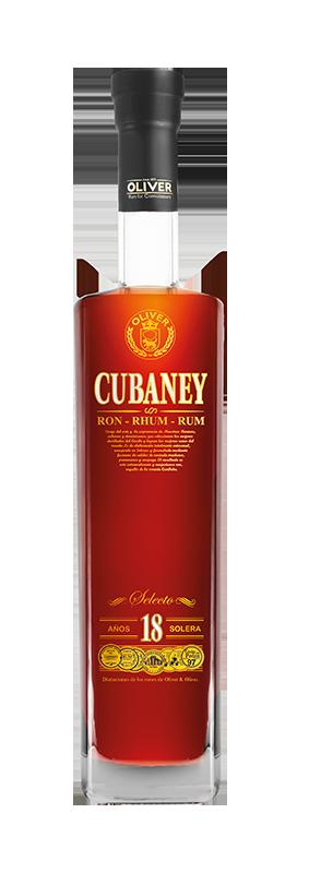 Rum Cubaney Selecto 18y 0,7l 38%