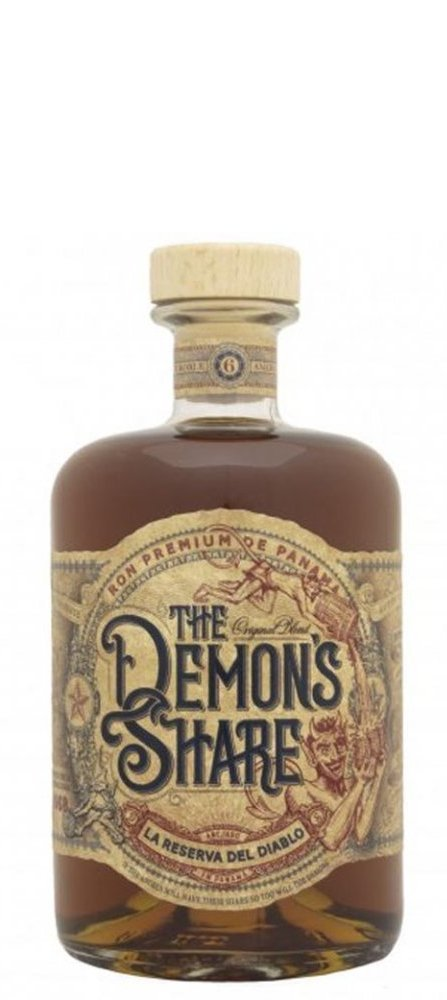 Rum Demon's Share 6y 0,2l 40%
