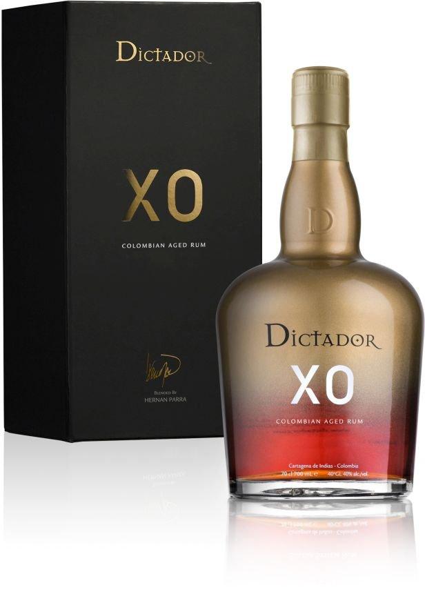 Rum Dictador XO Perpetual Solera 25y 0,7l 40%