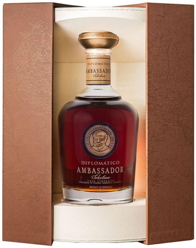 Rum Diplomatico Ambassador Selection 14y 0,7l 47% L.E.