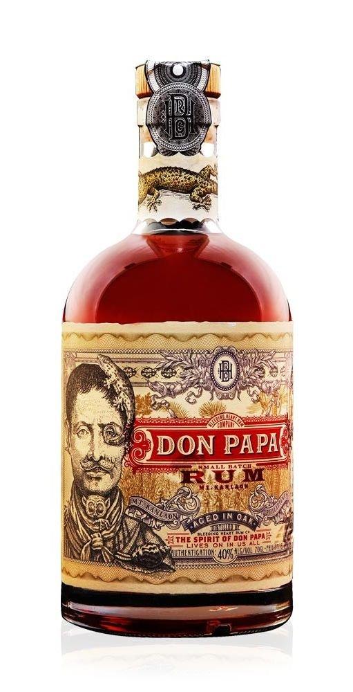 Rum Don Papa 7y 0,7l 40%