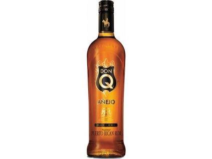 Rum Don Q Añejo 3y 0,7l 40%