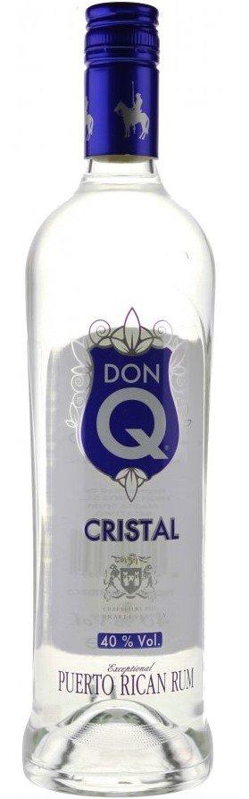 Rum Don Q Cristal 0,7l 40%