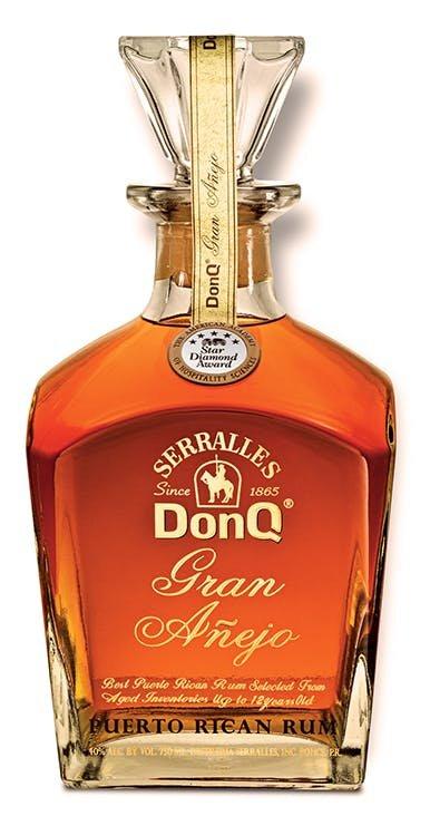 Rum Don Q Gran Añejo Puerto Rican 0,7l 40%
