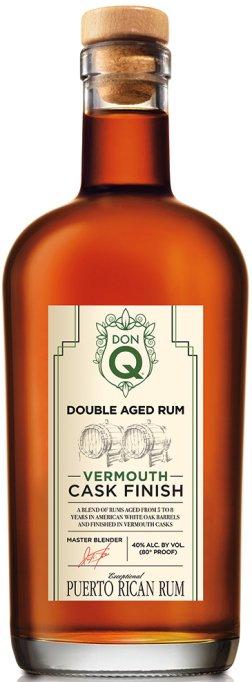 Rum Don Q Vermouth Cask 0,7l 40%