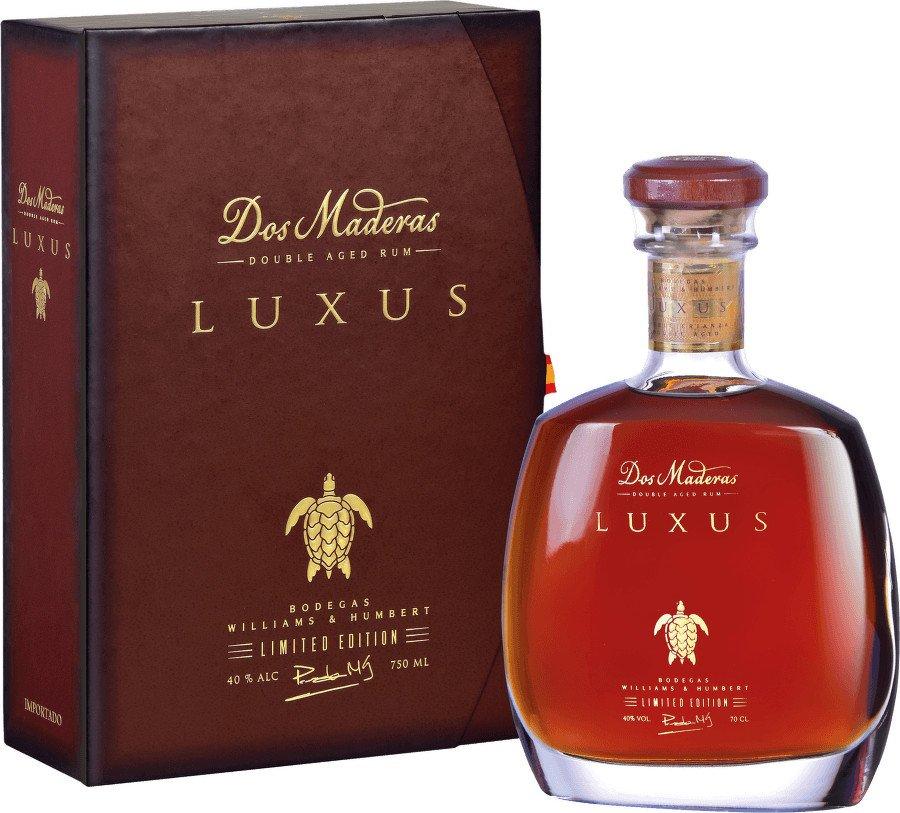 Rum Dos Maderas Luxus 15y 0,7l 40% GB L.E.
