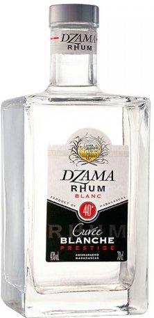 Rum Dzama Blanche Cuvee Prestige 0,7l 40%