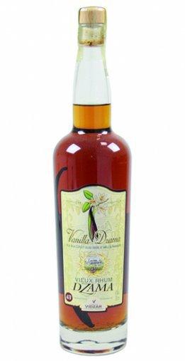 Rum Dzama Vanilla Vieux 3y 0,7l 43%