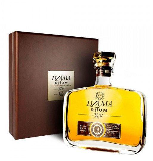 Rum Dzama XV 15y 0,7l 45,8%