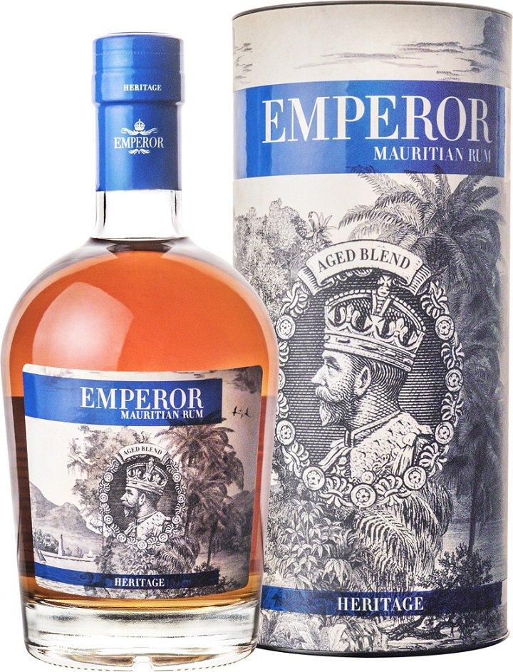 Rum Emperor Heritage 12y 0,7l 40%