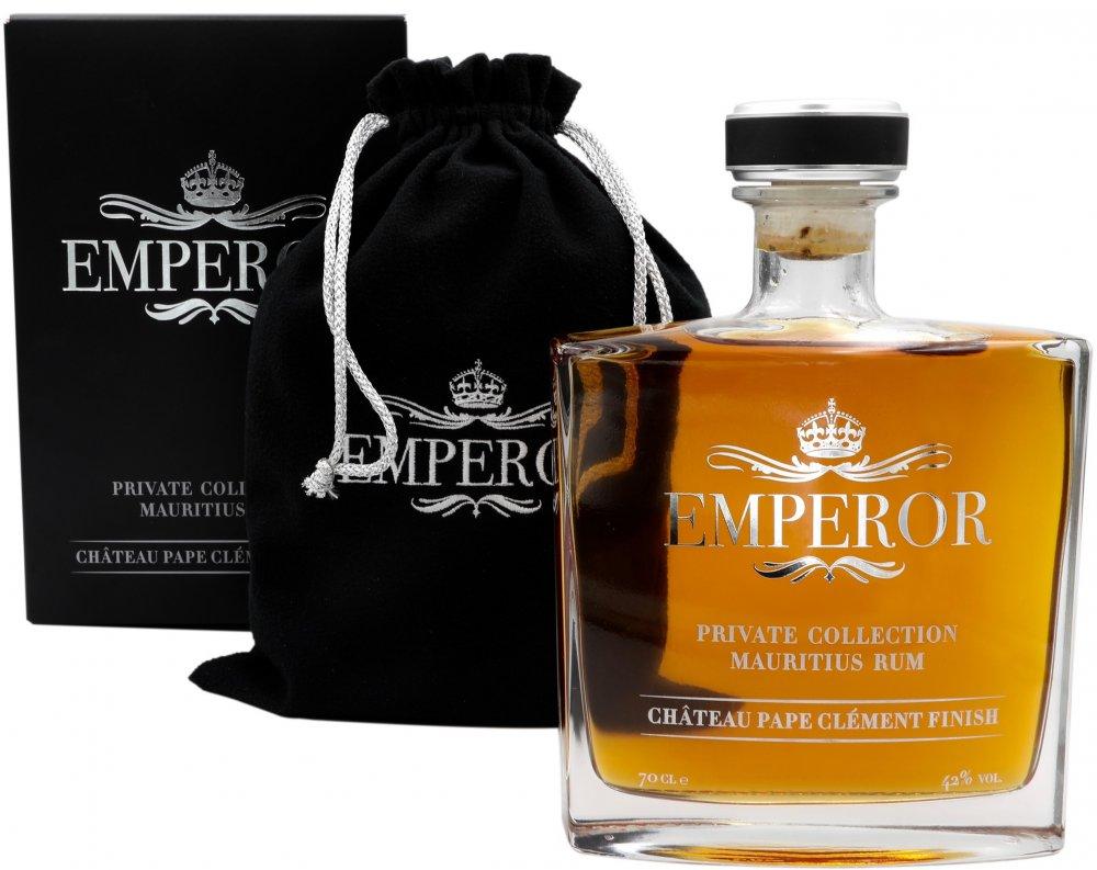 Rum Emperor Private Collection 12y 0,7l 42%