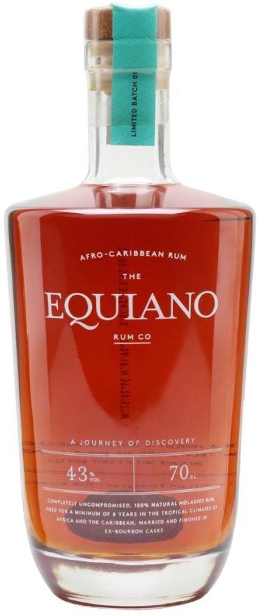 Rum Equiano Rum 0,7l 43%