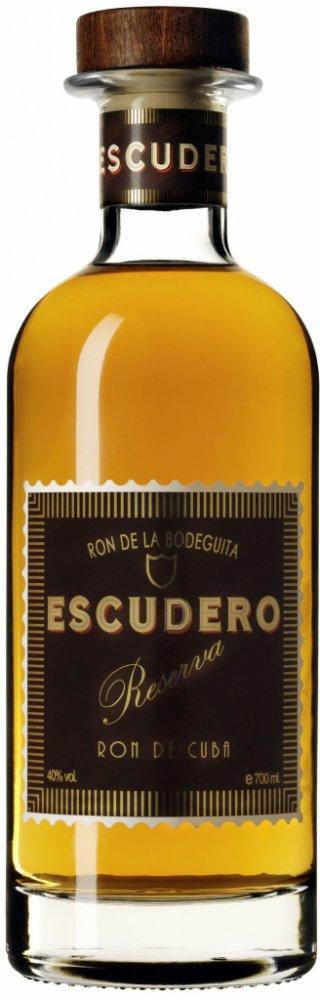 Rum Escudero Reserva 5y 0,7l 40%