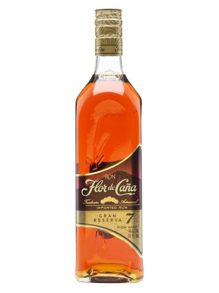 Rum Flor de Caña Grand Reserva 7y 1l 40%