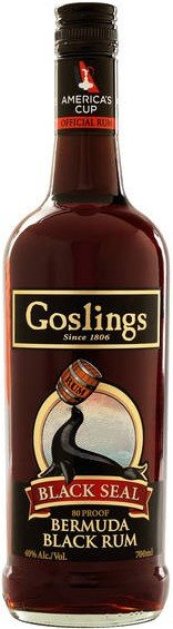 Rum Gosling's Black Seal 0,7l 40%