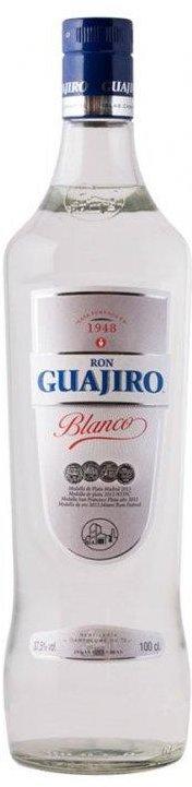 Rum Guajiro Blanco 0,7l 37,5%