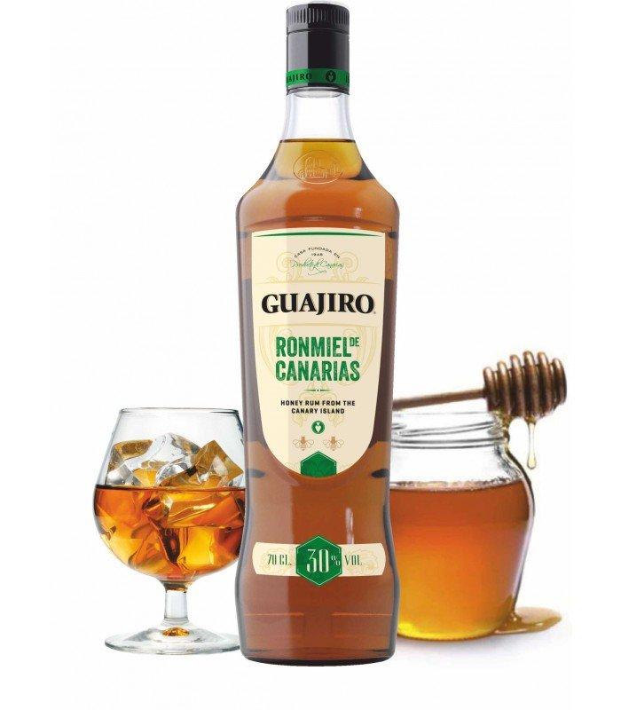 Rum Guajiro Honey Rum 1l 30%