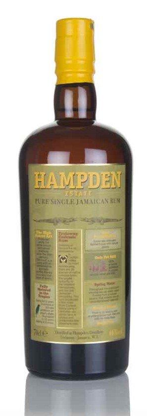 Rum Hampden Estate Rum 8y 0,7l 46%