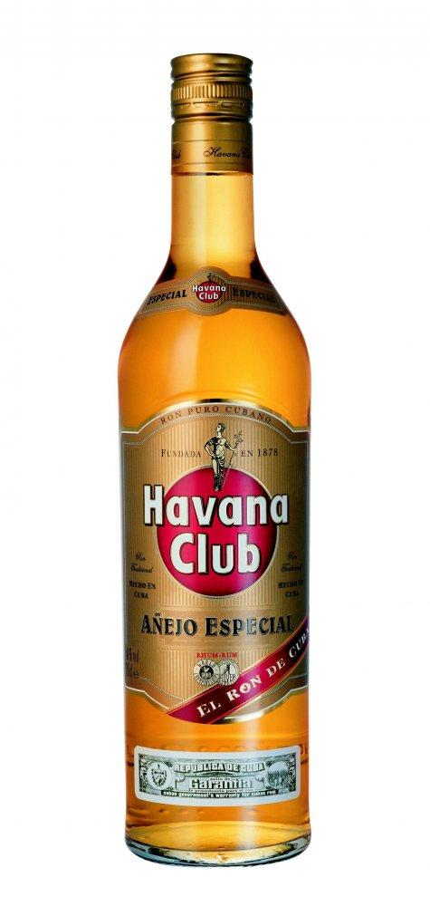 Rum Havana Club Anejo Especial 5y 1l 40%