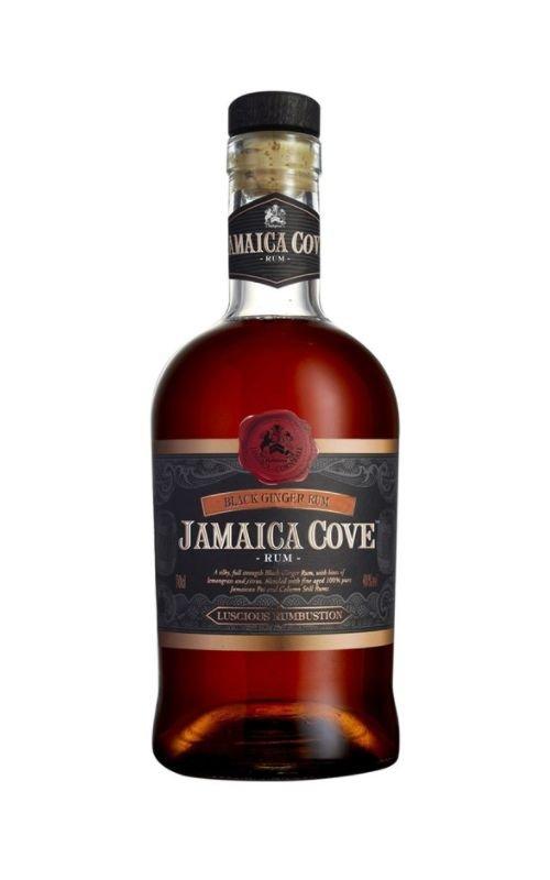 Rum Jamaica Cove Black Ginger Rum 0,7l 40%