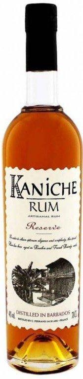 Rum Kaniche Reserve Plantation 0,7l 40%